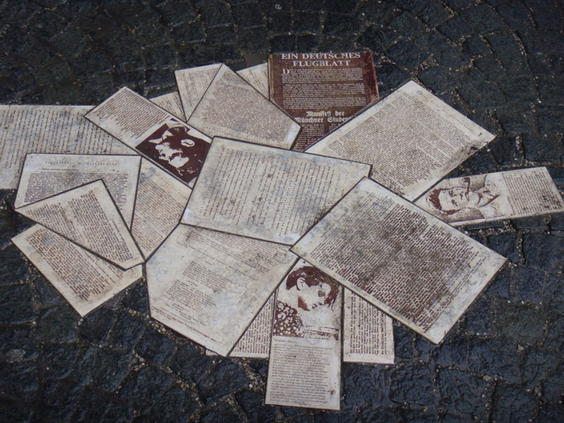 """SG #084: Sophie Scholl und """"Die weiße Rose"""""""