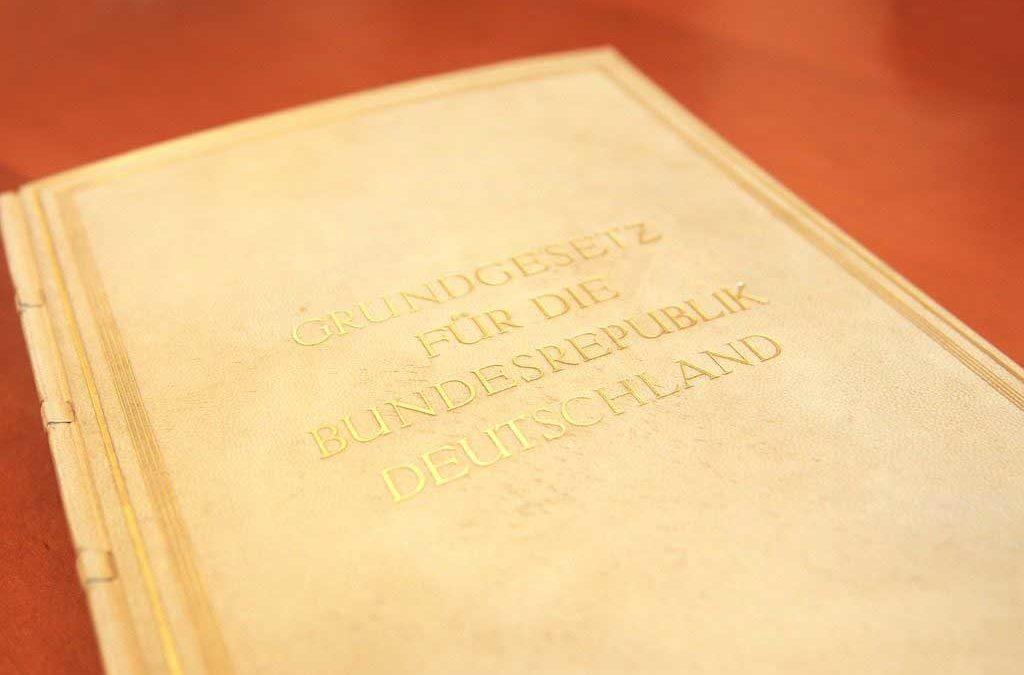SG #138: Das deutsche Grundgesetz